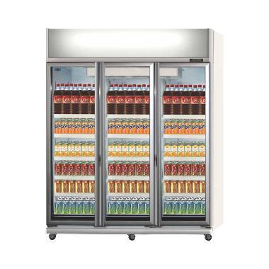 Gea Expo-1500Ah-Cn Display Cooler