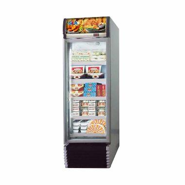 Gea Expo-500Al-CN Up Right Freezer - Silver