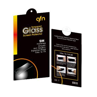 GFN Tempered Glass Screen Protector ... 9H/2.5D Round/Anti Gores]