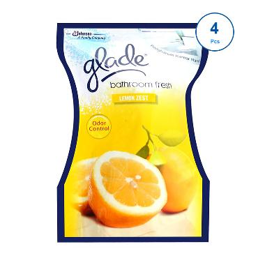 Glade Car Gel Air Freshener / Pengharum / Pewangi Gantung