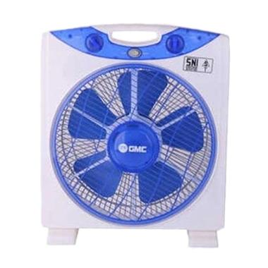 GMC Box Fan kipas angin meja BM-708 [12 Inch]