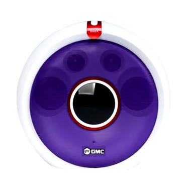 GMC 898A Bluetooth Multimedia Speaker Aktif - Purple