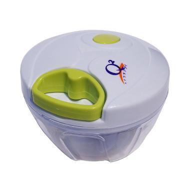 GMTQ2 Manual Mixer Mini Cutter Alat Pencacah Bawang dan Sayuran