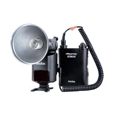 Godox Witstro AD360 II CANON kit + 1unit X1 Canon Flash Kamera