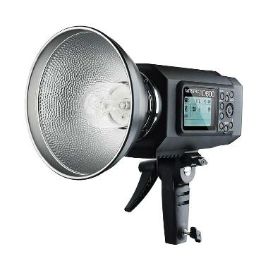 Godox Witstro AD600B Flash Kamera with Nikon X1T Trigger