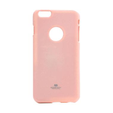 Mercury Goospery Original Color Pea ... pple iPhone 6 Plus - Pink