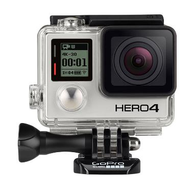 GoPro Hero 4 Black Edition Action Camera