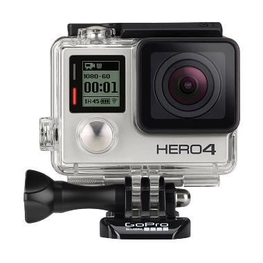 GoPro Hero 4 Silver Edition Action Camera
