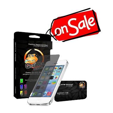 Jual Gorilla Screen Antigores Tempered Glass for Iphone 5 / 5S / 5C Harga Rp Segera Hadir. Beli Sekarang dan Dapatkan Diskonnya.