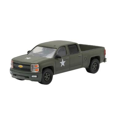 Greenlight US Army LSSV 2015 Chevrolet Silverado 1500 Diecast [1 : 64]