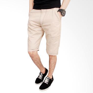 Jual Gudang Fashion Chino Pants Cln 859 Beige Celana