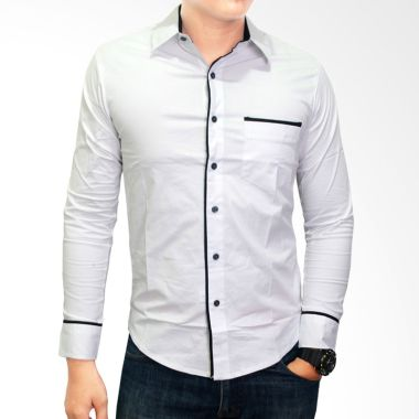 Gudang Fashion Long Sleeve Slim Fit ...