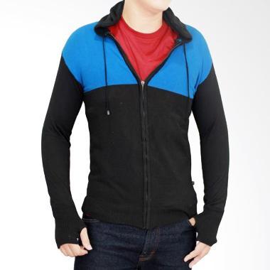 Gudang Fashion Sweater Ariel Peterp ... 4 Jaket Pria - Multicolor