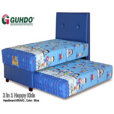 Guhdo Kasur Springbed 2 In 1 Happy  ...