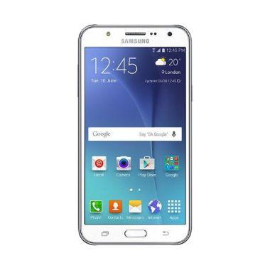 Samsung Galaxy J7 SM-J700 White Smartphone [16 GB]