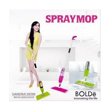 Spray Mop Bolde Alat Pel Lantai