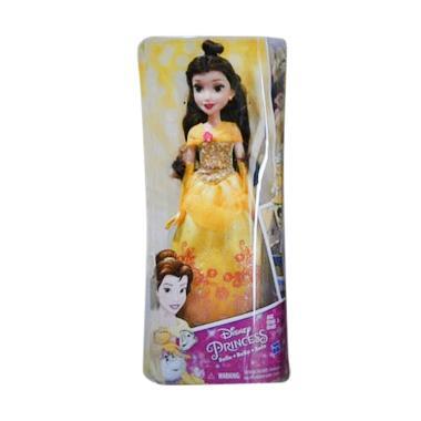 HASBRO Disney Princess Classic Belle Barbie Boneka Mainan Anak
