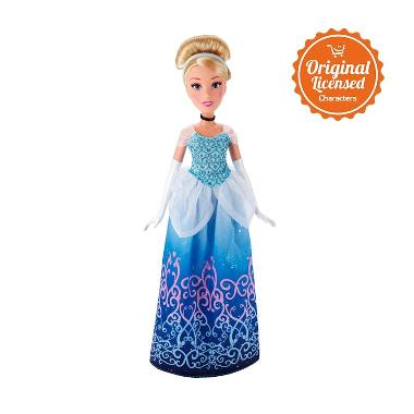 Hasbro Disney Princess Classic Cinderella Fashion Doll Mainan Anak