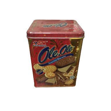 Hatari Ole Assorted Biscuit