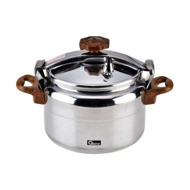 Oxone OX-2012 Alupress Alumunium Pressure Cooker Panci Presto [12 L]