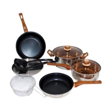 Oxone OX-911 Basic Cookware Kitchen ...