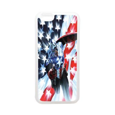 HEAVENCASE Case Casing For Iphone 6 ... erhero Captain America 21