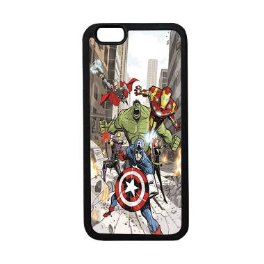 HEAVENCASE Case Casing For Iphone 6 ... tam Superhero Avengers 08