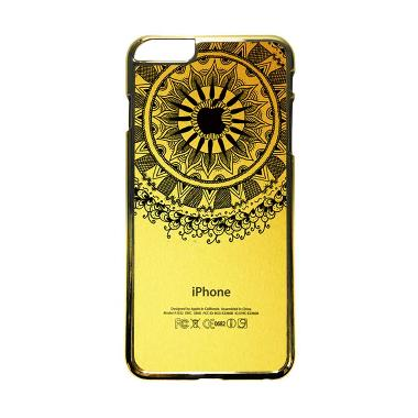HEAVENCASE Motif Apple Gold 11 Casi ...  or iPhone 6s Plus - Emas