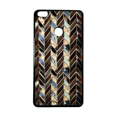 OPPO A39 Hitam Source Case Source HeavenCase Motif Batik Kayu Chevron 09 Hardcase .