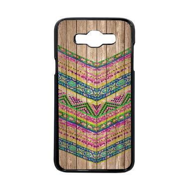 harga Heavencase Motif Batik Kayu Chevron 14 Hardcase Casing for Samsung Galaxy J7 - Hitam Blibli.com