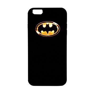 Heavencase Superhero Batman 02 Casi ... ne 6 Plus/6s Plus - Hitam