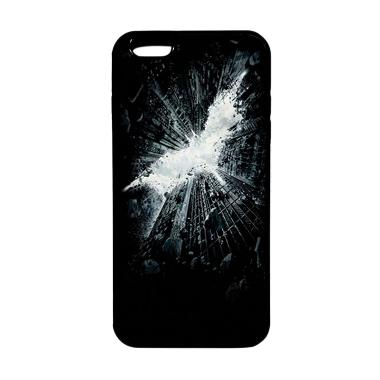 HEAVENCASE Superhero Batman 07 Casi ... or iPhone 6s Plus - Hitam