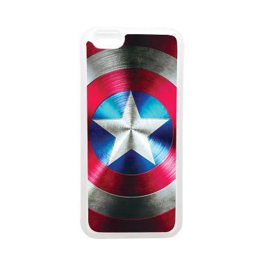 HEAVENCASE Superhero Captain Americ ... e 6 or iPhone 6s - Bening