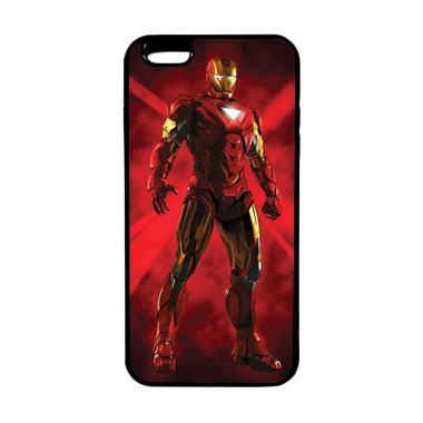 HEAVENCASE Superhero Ironman 08 TPU ... nd Iphone 6s Plus - Black