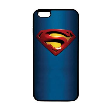 HEAVENCASE Superhero Superman 01 TP ... or iPhone 6s Plus - Hitam
