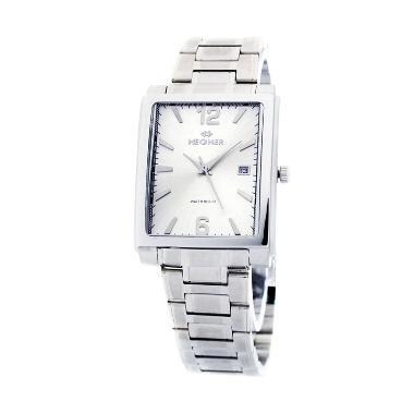 Hegner 1279GB Jam Tangan wanita - Putih Silver