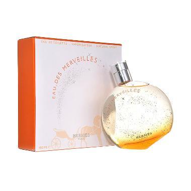 Hermes Eau Claire Des Merveilles Women EDT [100 ML] Parfum Wanita