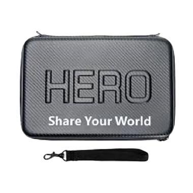 Hero Tas Kamera for Go Pro/Xiaomi Yi/SJCAM/Brica [Size M]