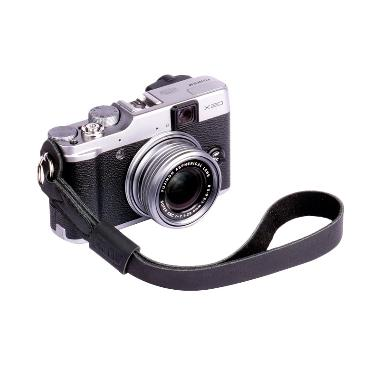 Hevy Leather HS 03 Handstrap for Kamera Mirrorless - Hitam