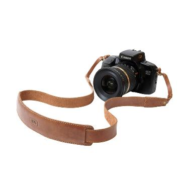 Hevy Leather Havana Brown Universal ... DSLR [Canon/ Nikon/ Sony]