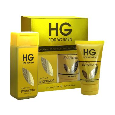 HG 2 in 1 For Women Shampoo + Conditioner
