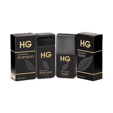 HG Shampoo & Hair Tonic For Men Traveling Pack