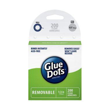 harga Removable Glue Dots Roll, 1.27 cm Diameter (200 dots/roll) Blibli.com