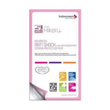 Hikaru Anti Shock Screen Protector for Oppo Neo 5 - Clear