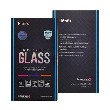 Hikaru Tempered Glass for OPPO Neo 7 - Clear [Fullset]
