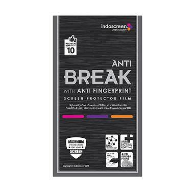 IndoScreen Anti Break Screen Protec ... 5/ 5S/ SE Fullset - Clear