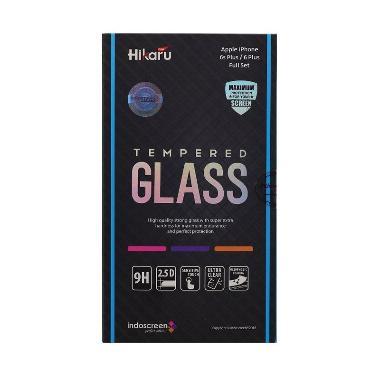 Hikaru Tempered Glass Screen Protec ... 6 Plus - Clear [Full Set]