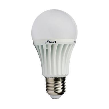 HiLed Blue Series E27 Bulb Lampu LED - Warm White [12 W/220V/Non/ HMA]