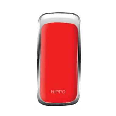 Hippo New Evo ValuePack PowerBank - Merah [6000 mAh]