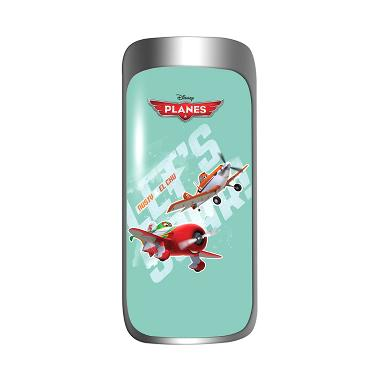 Hippo Planes Disney Character Power Bank [6000 mAh] - White